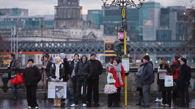 Dublin Bus - Commuters face longer wait if services are cut