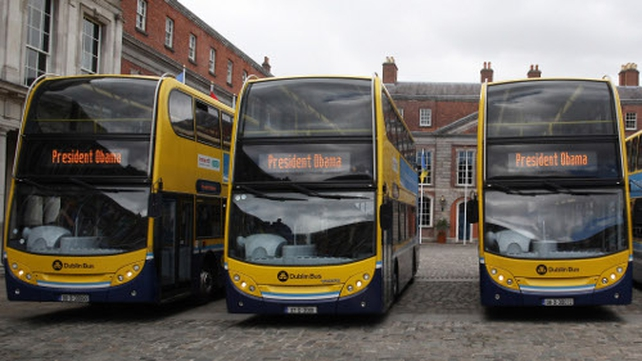 Bus drivers at Dublin Bus belonging to SIPTU have voted to take strike action if company implements new Labour Court recommendation