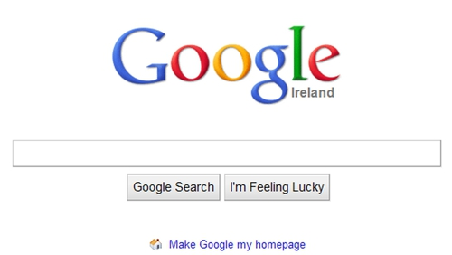 Google - Number one search engine in the world