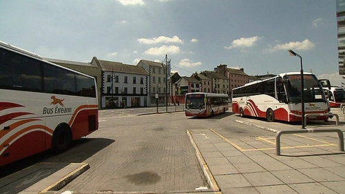 Bus Éireann's passenger numbers are down