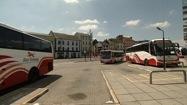 Bus Éireann's passenger numbers are down