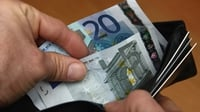 Economic growth in euro zone halved in Q2