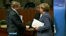 Nine News: EU debt crisis summit underway
