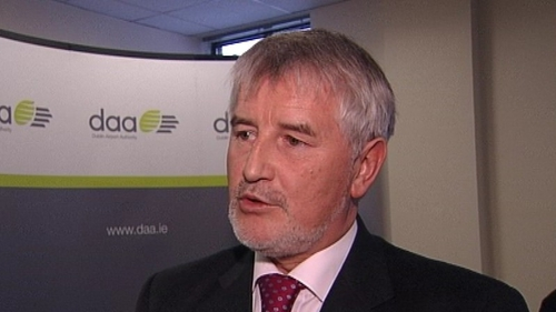 Declan Collier won't be renewing DAA contract