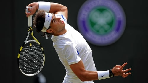 Rafael Nadal has lost his last five encounters against Novak Djokovic