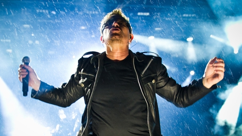 Bono - No 8 with a bullet