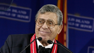 Jerry Lewis is survived by six sons and one daughter
