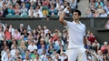 Frustrated Djokovic wins in four sets