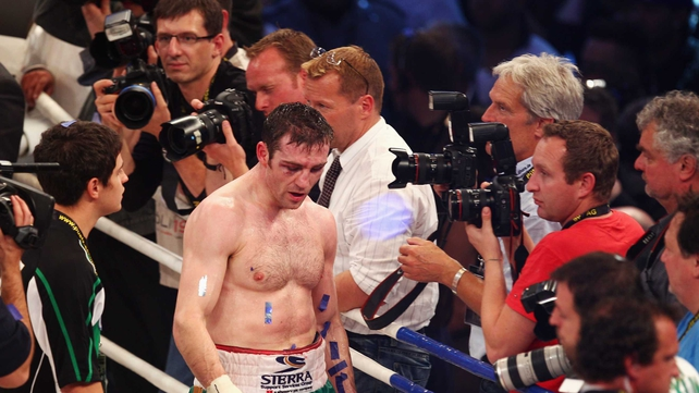"Matthew Macklin: ""He's coming off a great win over Lemieux so I'm sure he will be coming into this with a lot of confidence so it's up to me to burst his bubble."""