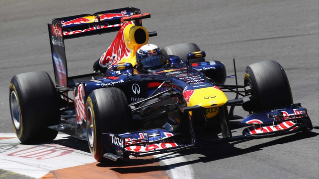 Sebastian Vettel - Has won the European Grand Prix in Valencia