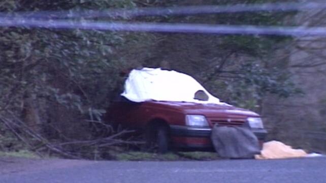 Chief Supt Harry Breen and Supt Bob Buchanan were shot dead in March 1989