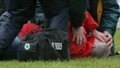 Ref knocked out after Tyrone club game
