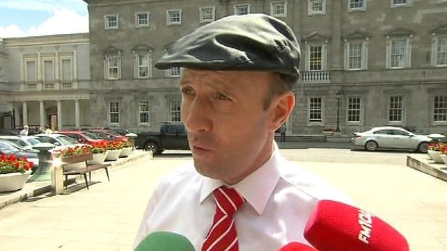 Michael Healy-Rae - 3,636 votes came from Dáil Éireann