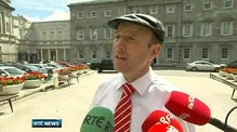 Nine News: TDs urge Michael Healy-Rae to pay for reality TV calls