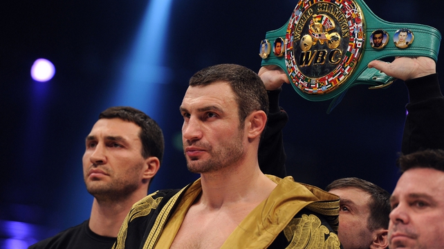 Vladimir Klitschko - His management says next week's fight will go ahead