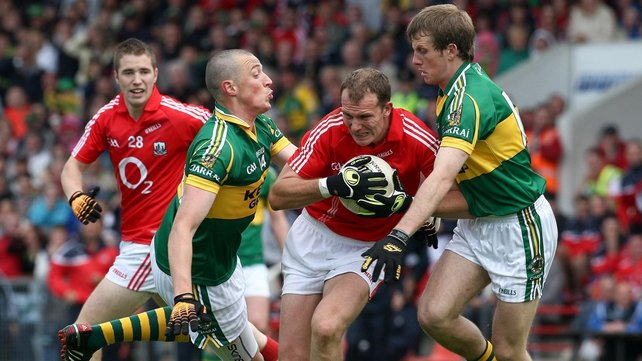 Cork and Kerry have won 111 Munster Senior Football Championships between them