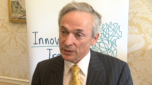Richard Bruton announces new jobs for Wexford and Waterford