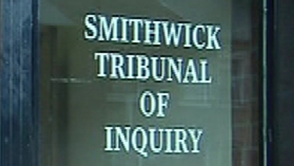 Smithwick Tribunal is entering its final phase