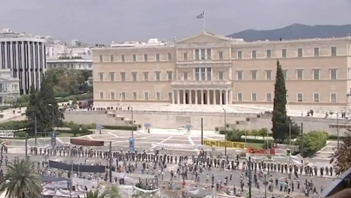 Greece - Parliament passed the law by 155 to 136 votes