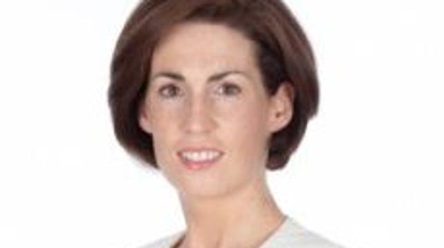 Hildegarde Naughton - Regrets January remarks (Pic: hildegardenaughton.ie)