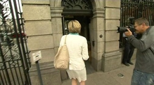 RTÉ.ie Extra Video: Fine Gael parliamentary party meets on presidential candidate