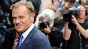 President Donald Tusk said there had been 'significant progress' in negotiations