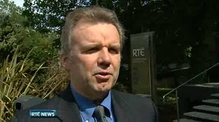 Six One News: Niall O'Dowd withdraws from race for Áras