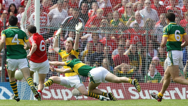 Cork and Kerry will not meet in the Munster final next year