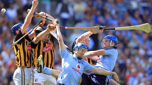Dublin face Kilkenny in Portlaoise on Sunday