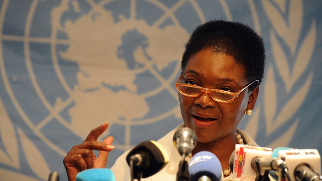 Baroness Amos - Urgent help sought