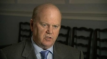 RTÉ.ie Extra Video: Michael Noonan interview on tax receipts