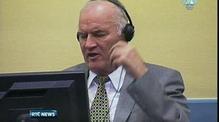 Six One News: Judge enters plea on Mladic's behalf