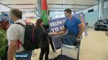 Six One News: Gaza aid activists return to Ireland