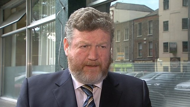 James Reilly - Addressed the Oireachtas Health Committee