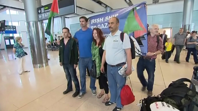 Dublin - Activists return to Ireland today