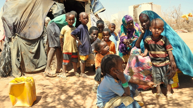 Somalia - There are several large camps for Internally Displaced People (Pic: Oxfam)