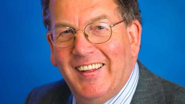 Ned O'Sullivan - Wants debate on presidency contest