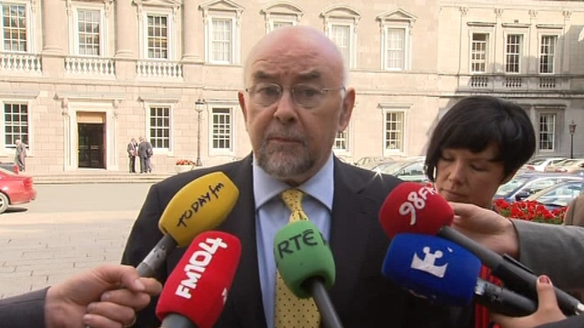 Ruairi Quinn - Religious bodies' offers fall short