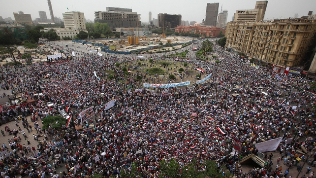 There has been a rise in attacks on women at rallies in Tahrir Square