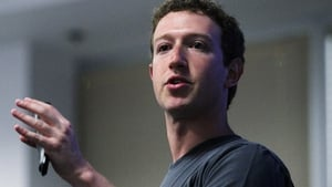 Mark Zuckerberg said that Facebook is focusing on search and ruled out a 'Facebook phone'.