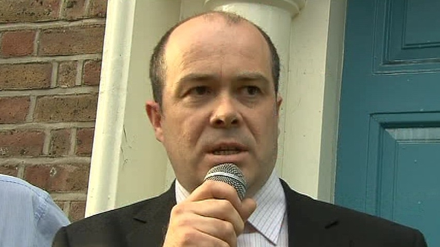 Denis Naughten - Loses Fine Gael whip after voting against the party
