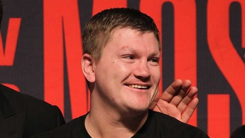 Ricky Hatton is on the comeback trail