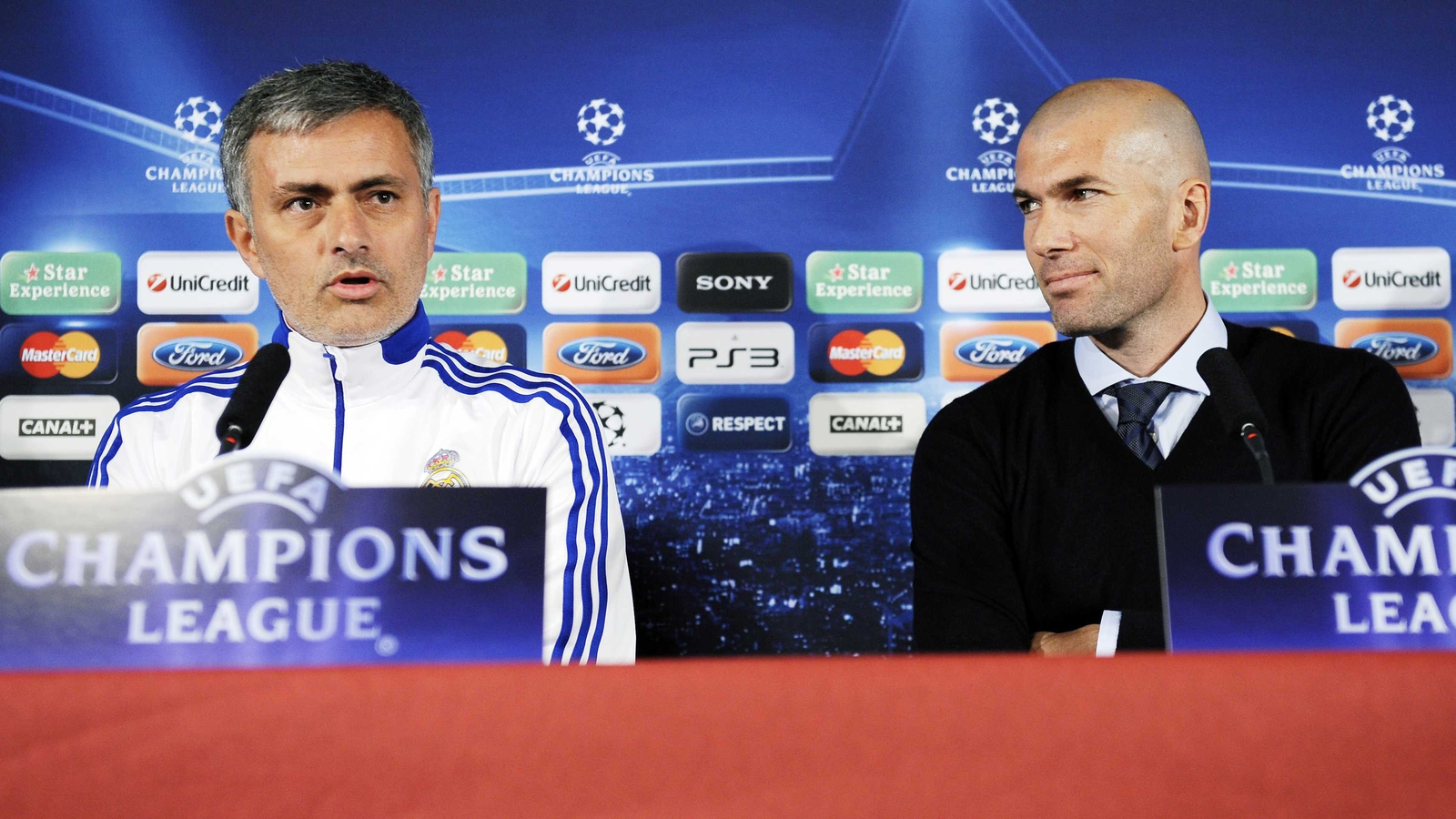 Zidane not fully prepared to take Real position