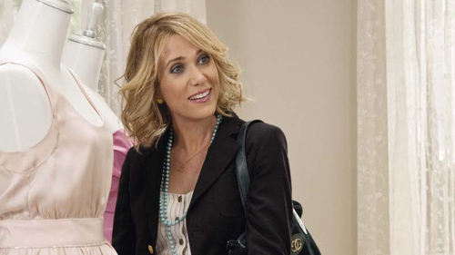 Wiig - Moving on from Bridesmands