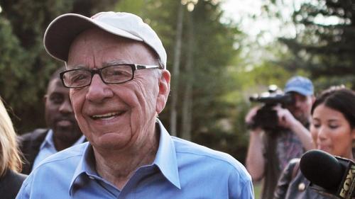 Rupert Murdoch will be chairman of the new News Corp and 21st Century Fox