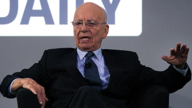 Rupert Murdoch - Decided to shut the News of the World