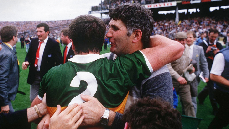19 years prior to that, they celebrated together after the win over Dublin