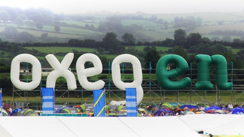 There will be no Oxegen festival in 2012