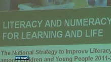 Six One News: Strategy to improve literacy and numeracy in primary schools