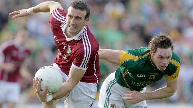 Joe Bergin has called time on his Galway career